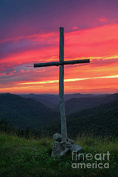 The Old Rugged Cross by Anthony Heflin