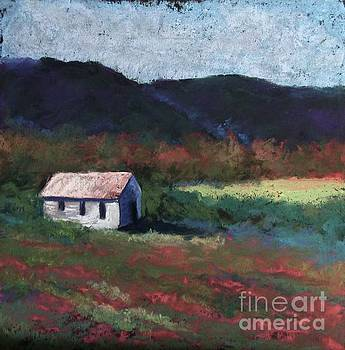 The Old Schoolhouse by Rosemary Juskevich