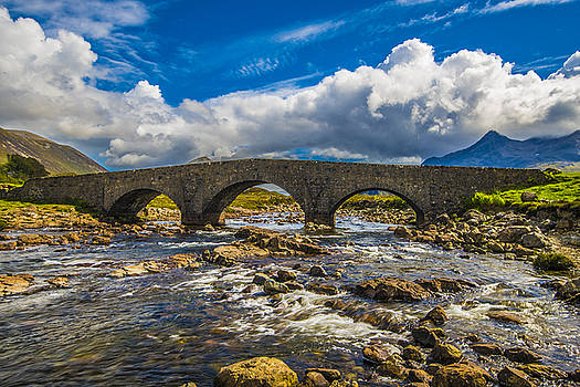 The Old Stone Bridge by Steven Ainsworth