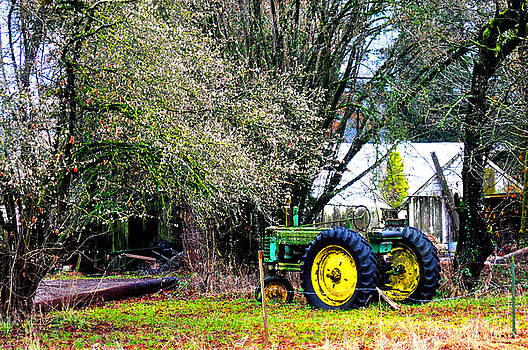 Clayton Bruster - The Old Tractor