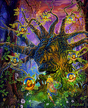 The Old Tree Of Dreams by Steve Roberts
