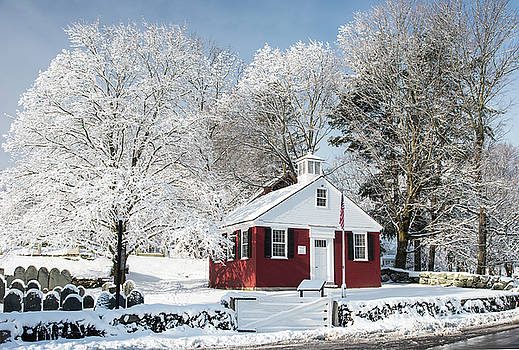 The Olde Schoolhouse by Lee Fortier