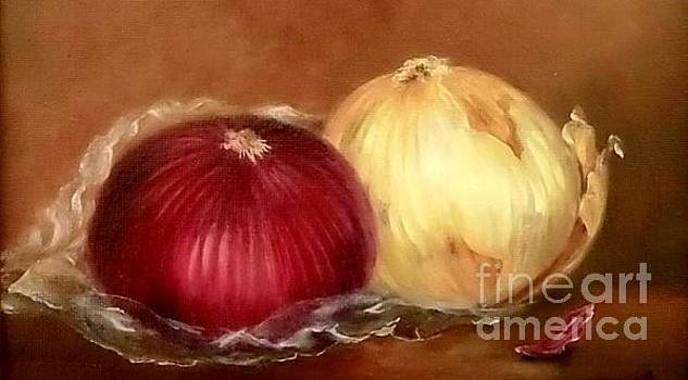 The Onions by Patricia Lang