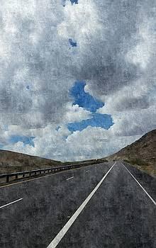 The Open Road by Bill Hamilton