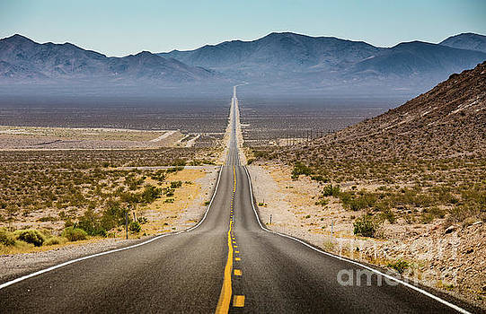 The Open Road by JR Photography