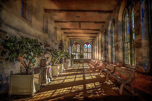 The Orangery at Knole by Bren Ryan