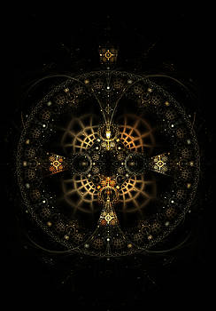 The Order Of The Legion Of Space by Elena Ivanova IvEA