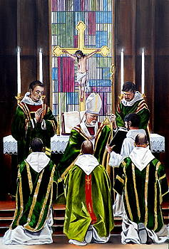 The Ordination by RB McGrath