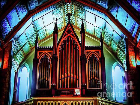 The Organ Of God by JB Thomas