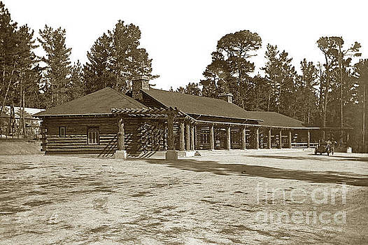 California Views Mr Pat Hathaway Archives - The original Log Lodge Pebble Beach  circa 1911