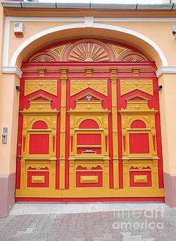The Ornate Gateway by Erika H