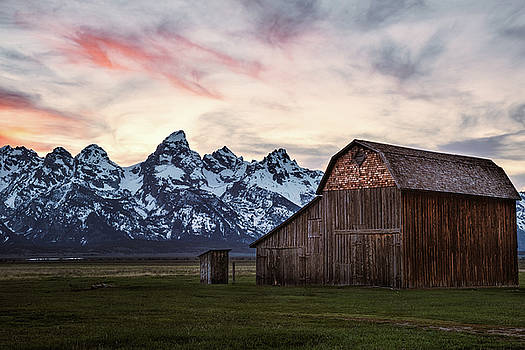 The Other Moulton Barn by Laura Roberts