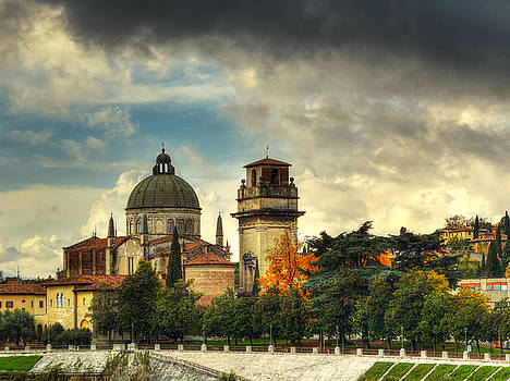 The Other Side of Verona by Darin Williams