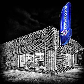 Susan Rissi Tregoning - The Packard Dealer #2