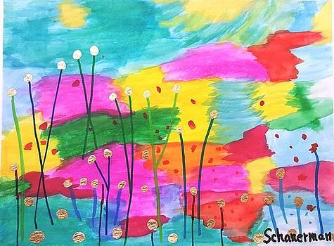 The Painted Desert by Susan Schanerman