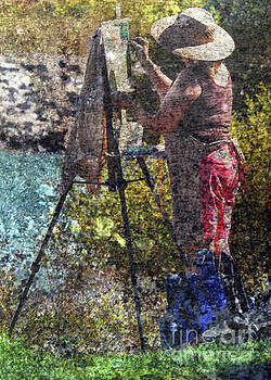 The Painter by Lydia Holly