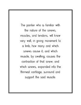 The painter who is familiar... by Famous Quotes