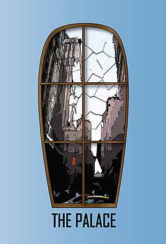 The Palace Window by Simone Pompei