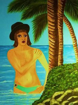 The Paradise by Iris  Mora