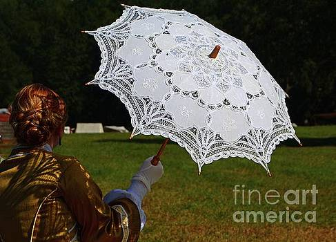 The Parasol by Cindy Manero