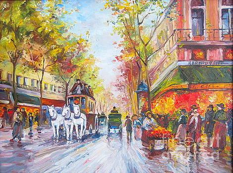 The Paris by Elena Yalcin