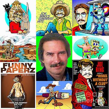 The Parody Years by Joe King