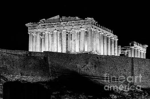 Bob Phillips - The Parthenon of Athens Three 2
