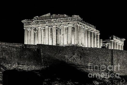 Bob Phillips - The Parthenon of Athens Three 3