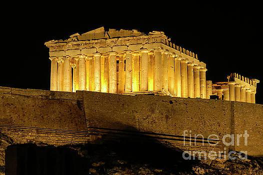Bob Phillips - The Parthenon of Athens Three