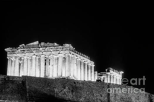 Bob Phillips - The Parthenon of Athens Two 2