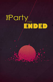 The Party Has ended by Alaxander Sazanov