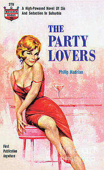 The Party Lovers by Unknown Artist