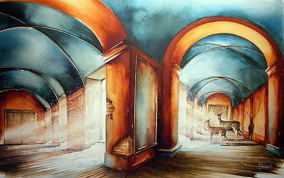 The Passengers by Fabien Petillion