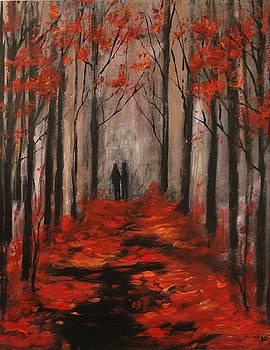 The Path  by Joanna Deritis
