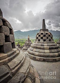 Edit Kalman - The Path of the Buddha #2