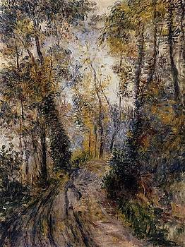 Renoir - The Path Through The Forest