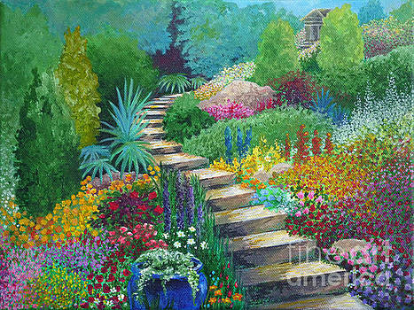 The Peaceful Path by Julia Underwood