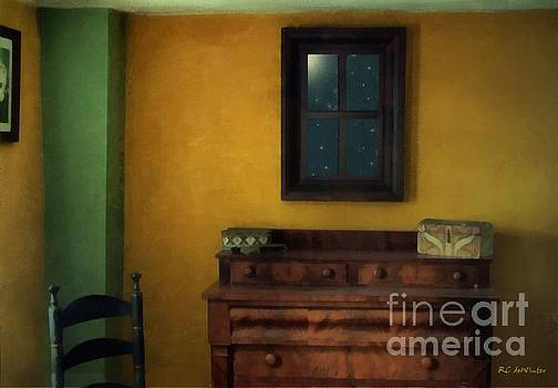 The Peach Room by RC deWinter