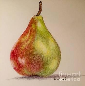 The Pear by Eva Ason