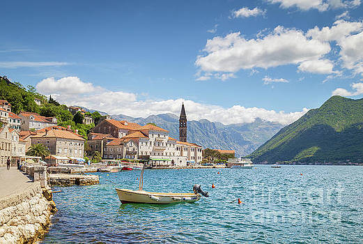 The Pearl of Montenegro by JR Photography
