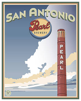 The Pearl Smokestack by Matt Hood