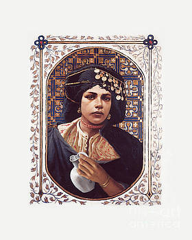 Louis Glanzman - The Penitent Woman - LGTPW