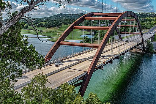 The Pennybacker Bridge by Gaylon Yancy