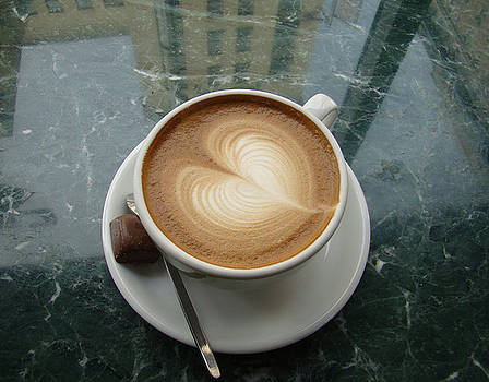 Lydia L Kramer - The Perfect Latte