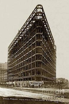 California Views Mr Pat Hathaway Archives - The Phelan Building 760 Market St.  Circa 1908