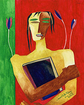 The Philosopher by Jakeer Hussain