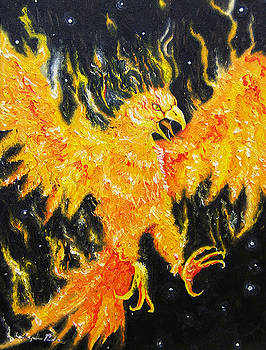The Phoenix  by Joseph Palotas