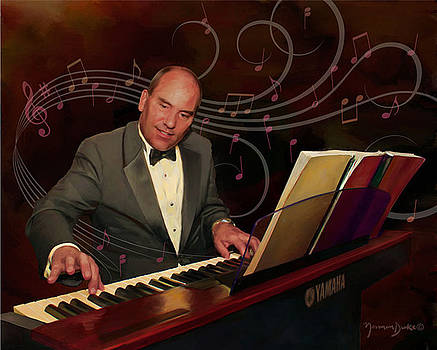 The Piano Man by Norman Drake