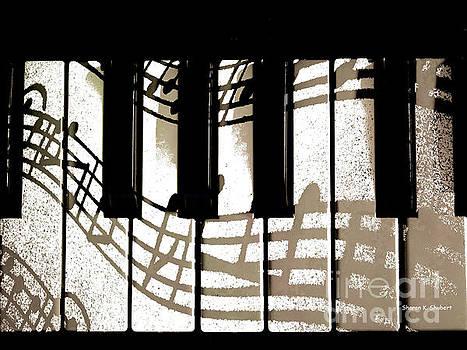 The Piano by Sharon K Shubert