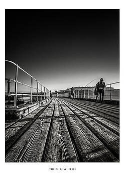The Pier at Whitby by Phil Fiddyment